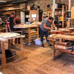 Projekttag im Holzatelier